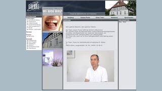 Zahnarztpraxis M. Golbaz