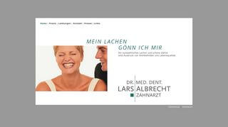 Dr. med. dent. Lars Albrecht