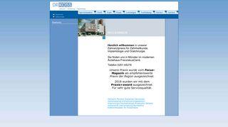 Oralchirurgische und -implantologische Praxis Dr. med. dent. Robert Koss