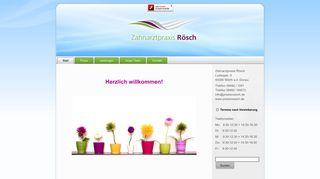 Zahnarztpraxis Rösch, Wörth a.d. Donau