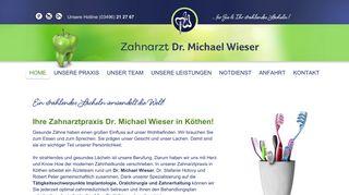 Zahnarztpraxis Dr. Michael Wieser