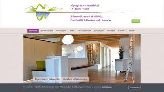 Alpenpraxis Isarwinkel - Dr. Elvira Wenz