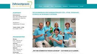 Zahnarztpraxis Eberhard Schmidt