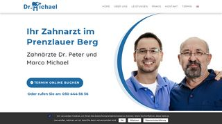 Zahnarztpraxis Dr. Peter Michael & Marco Michael