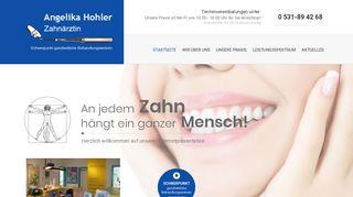 Zahnarztpraxis Angelika Hohler