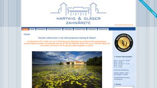 Zahnarztpraxis Hartwig & Gläser