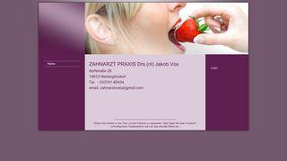 Zahnarztpraxis Drs.(nl) Jakob Vos