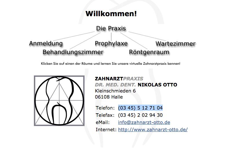 Zahnarzt Dr. med. dent. Nikolas Otto