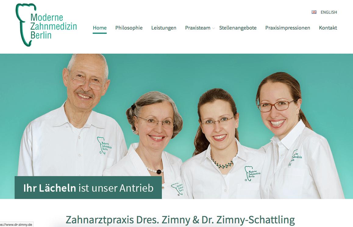 Zahnarzt Praxis Dres. Zimny