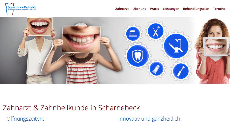 Zahnarztpraxis Dr. Waldemar Albrecht & ZA med. dent. Alexander Albrecht