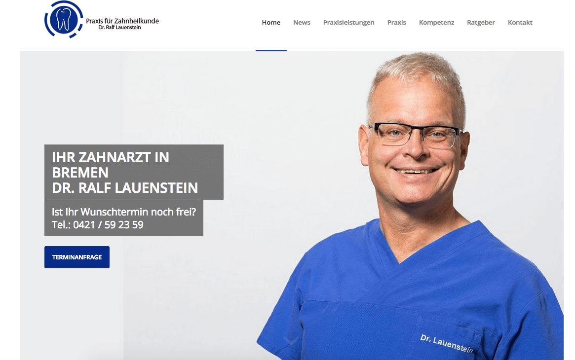 Praxis für Zahnheilkunde Doktor Ralf Lauenstein
