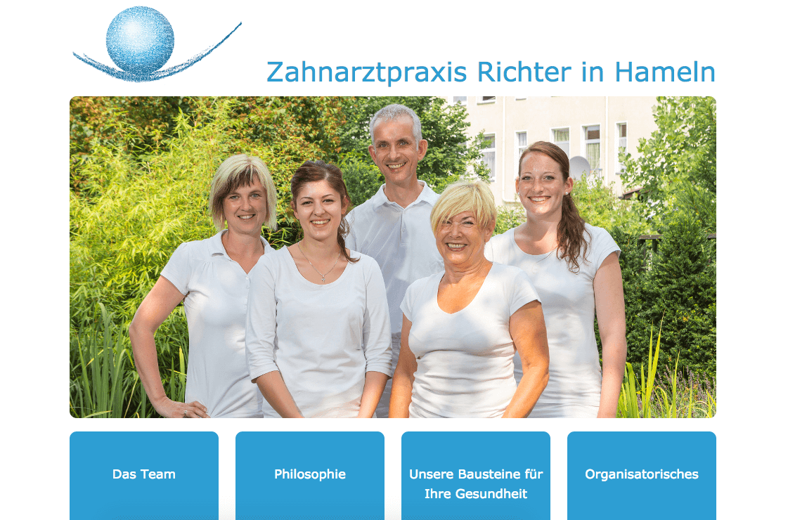 Zahnarztpraxis Wolf Rüdiger Richter in Hameln