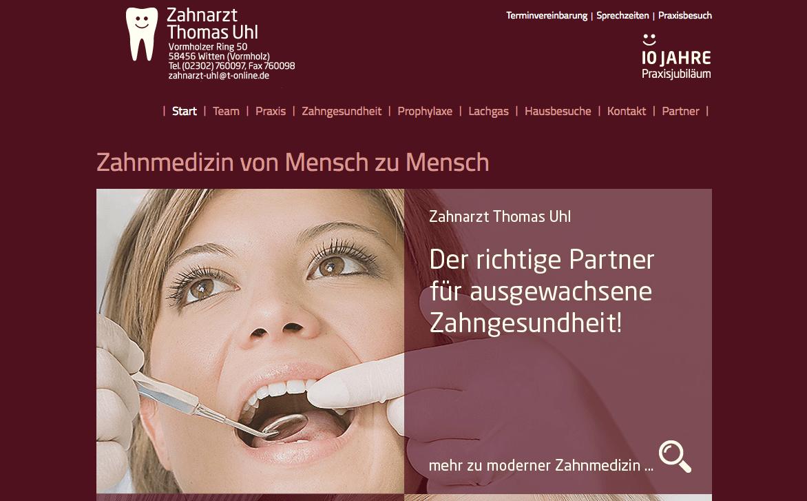 Zahnarztpraxis Thomas Uhl