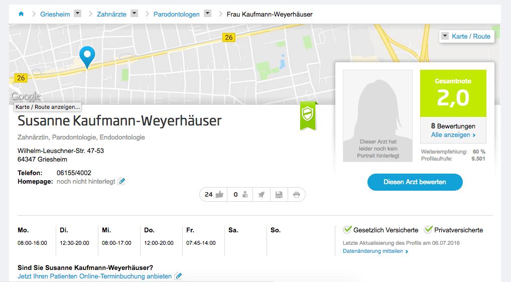 Susanne Kaufmann-Weyerhäuser