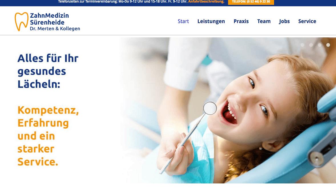 Praxis für ZahnMedizin Dr. Merten