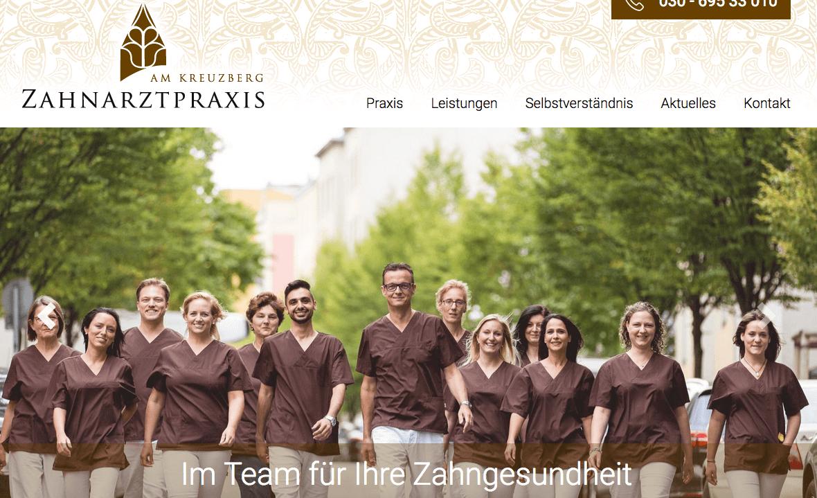 Zahnarztpraxis am Kreuzberg - Für Sie und Ihre Zähne