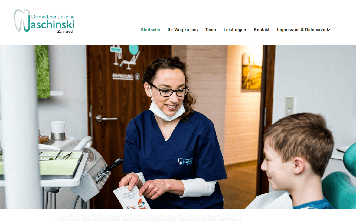Zahnarztpraxis Dr Sabine Jaschinski
