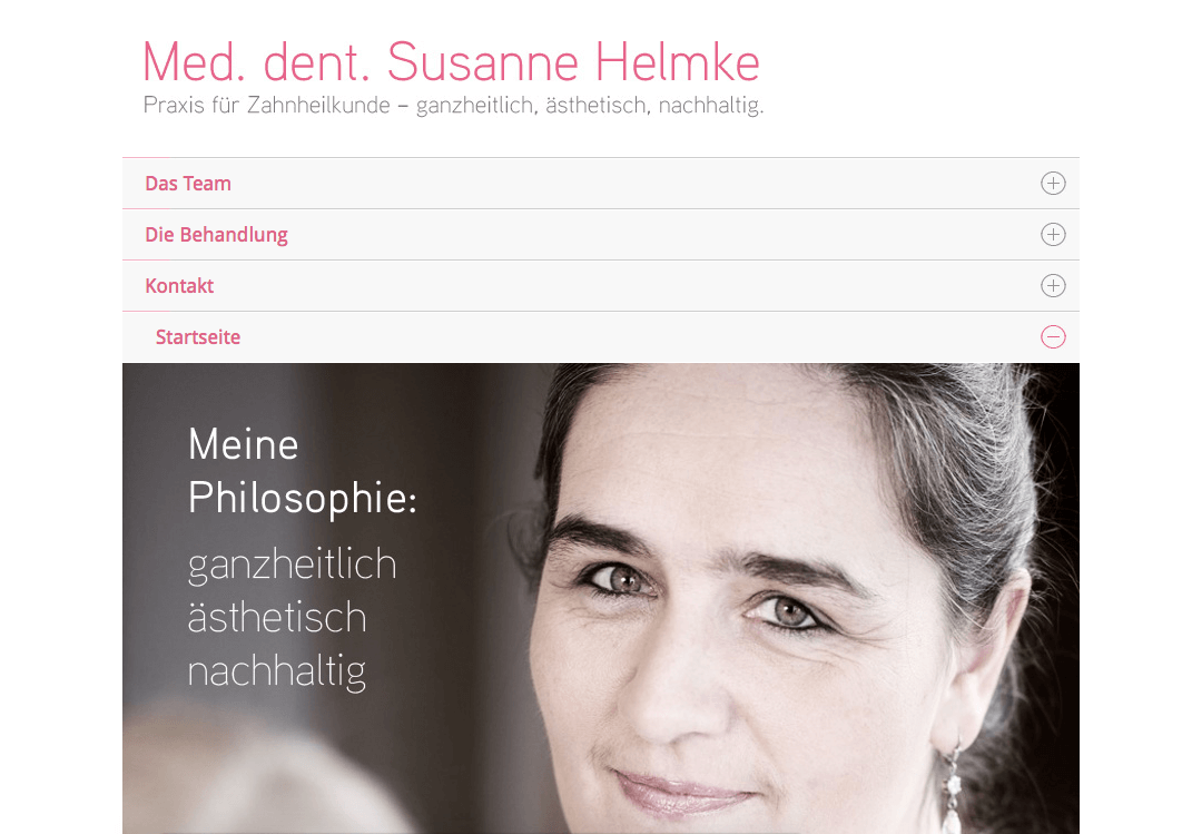 Med. dent. Susanne Helmke