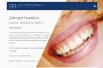 Zahnarzt Frankfurt - Erika Ritz - Zahnärztin für moderne Zahnmedizin