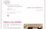 Zahnarzt Dr. Philippe Dächert in Flörsheim