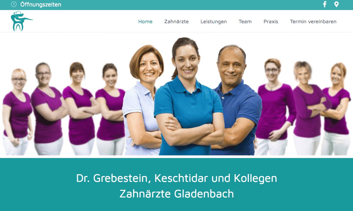 Dr. Stephanie Grebestein | Weil Ihre Zähne Vertrauenssache sind