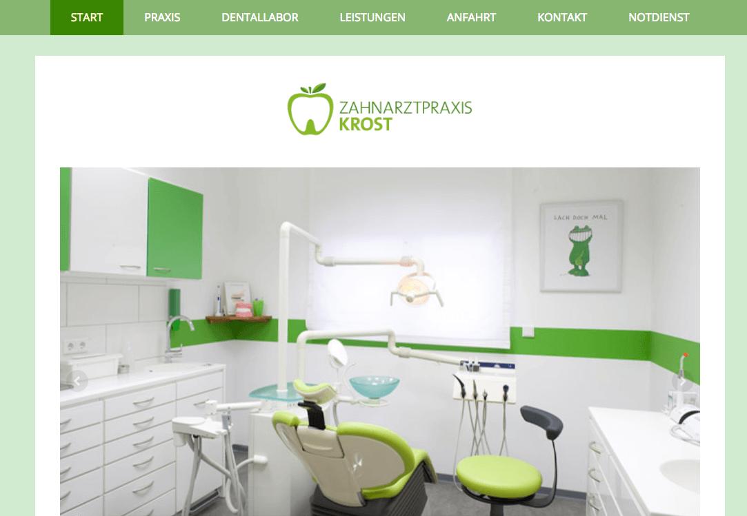 Zahnarztpraxis Ulrich Krost