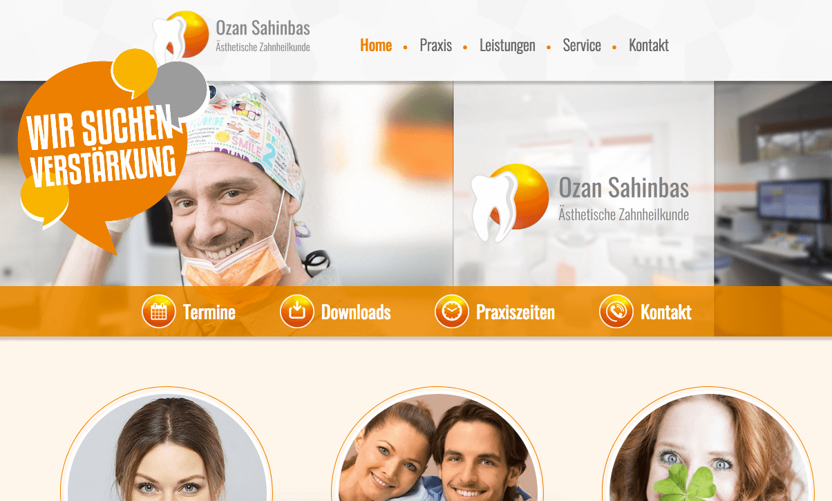Zahnarztpraxis Ozan Sahinbas