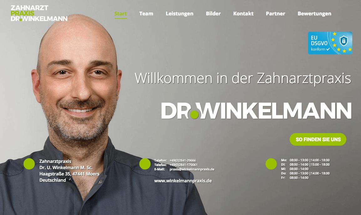 Zahnarztpraxis Dr. Winkelmann