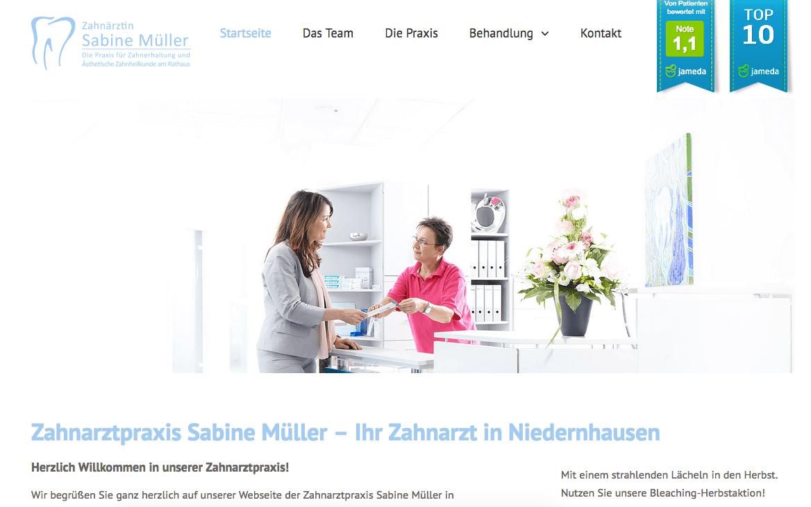 Praxis Sabine Müller
