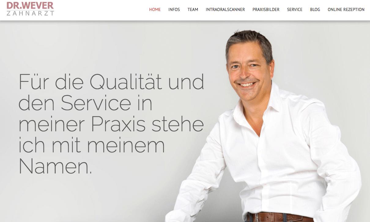 Zahnarztpraxis Dr. Joachim Wever