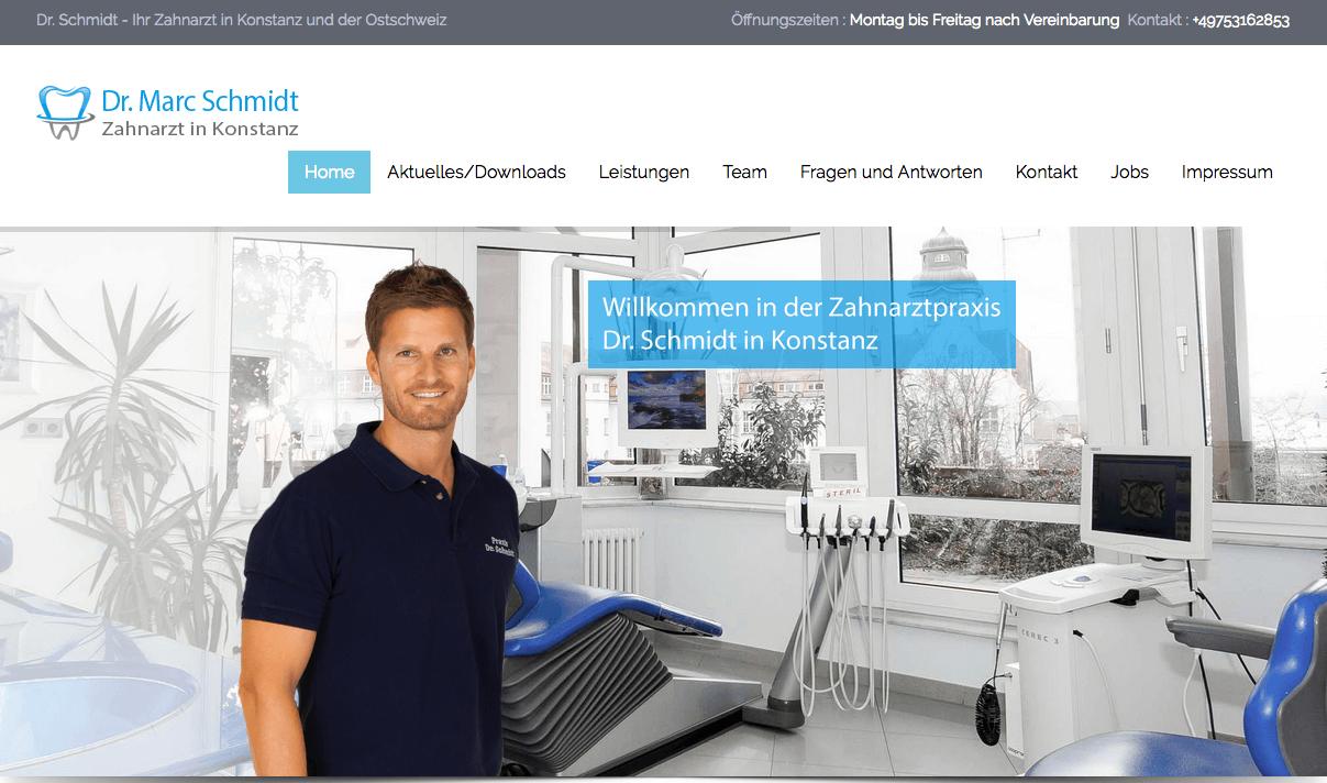 Zahnarztpraxis Dr. Marc Schmidt