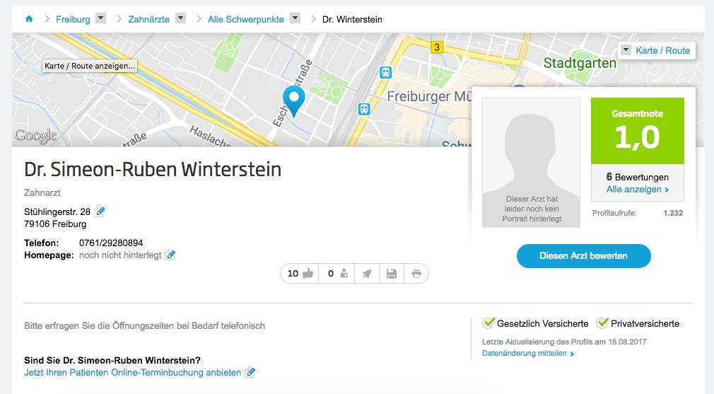 Dr. Simeon-Ruben Winterstein