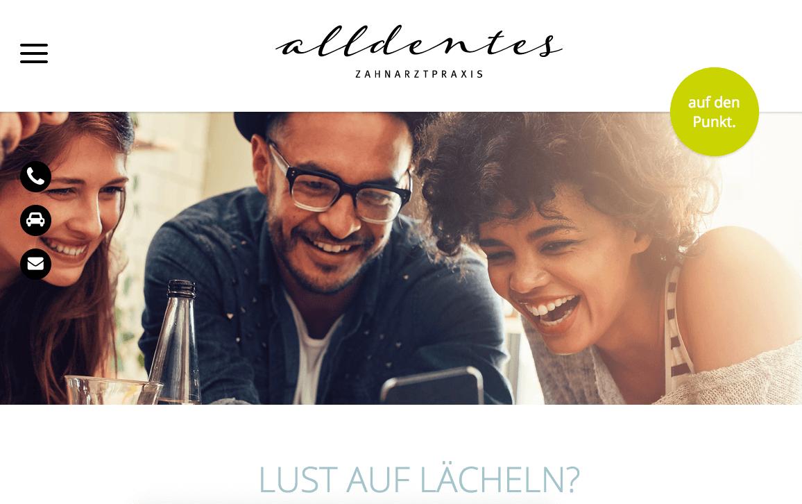 alldentes - Zahnarztpraxis Dr. Petra Gundlach & Dr. Stephanie Möhrle