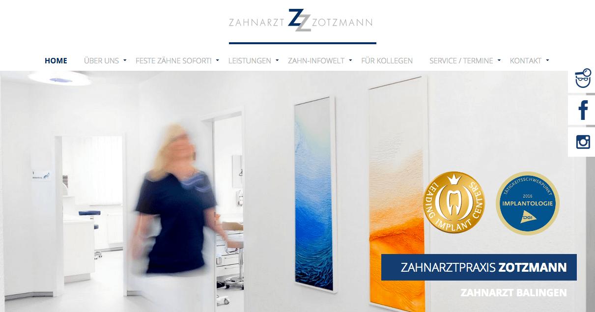 Zahnarztpraxis Christian Zotzmann