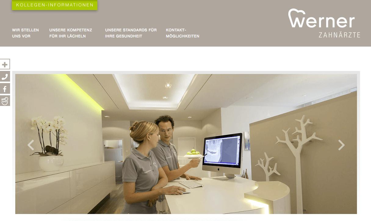Zahnarztpraxis Dr. med. dent. Sarah Werner & Dr. med. dent. Fabian Werner
