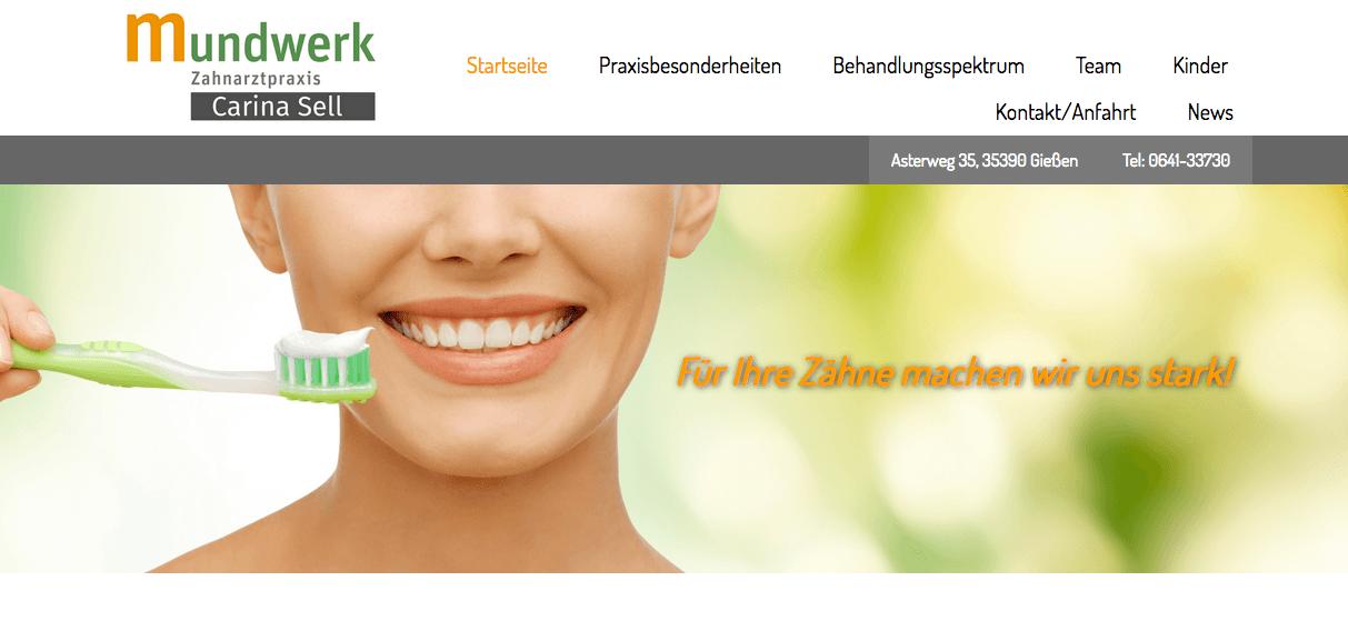 Zahnarztpraxis Carina Sell und Team
