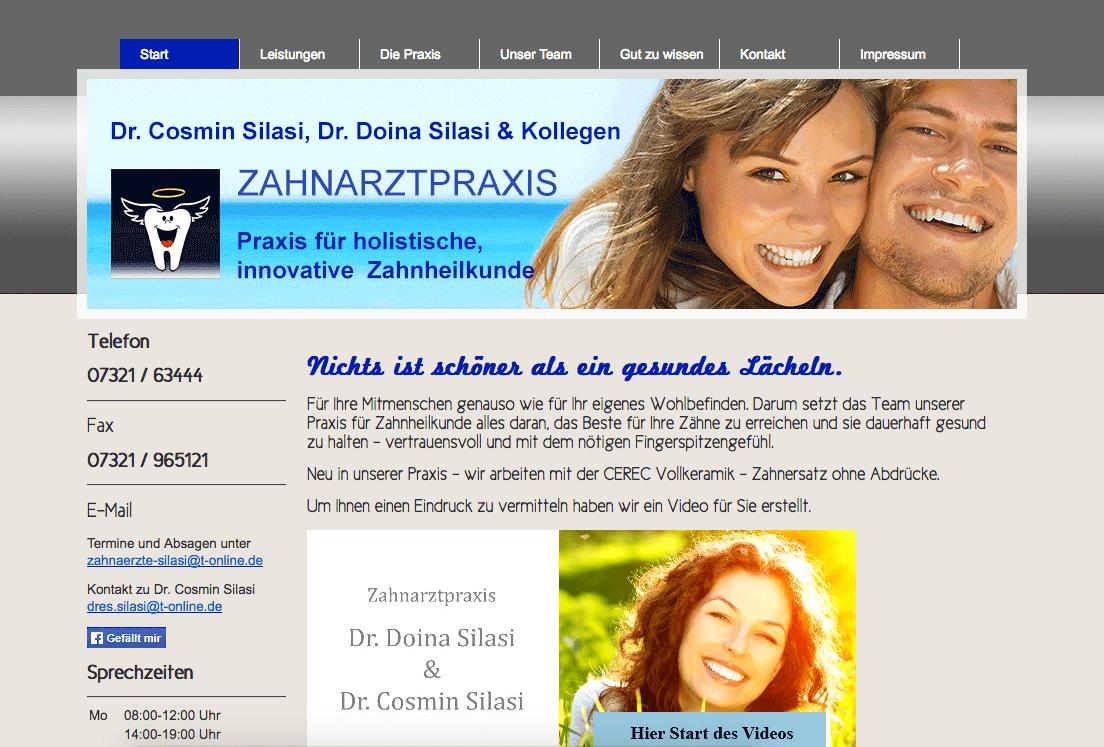 Zahnarztpraxis Dr. Doina Silasi & Dr. Cosmin Silasi