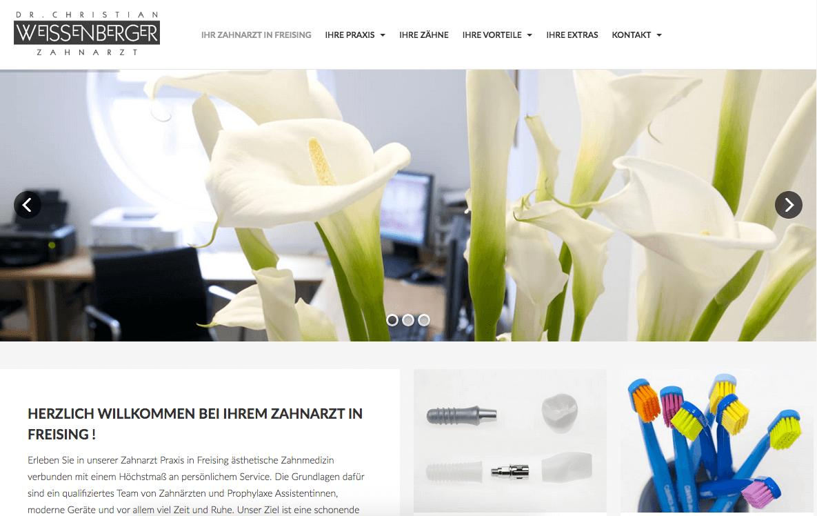 Ästhetische Zahnheilkunde Dr. Christian Weissenberger