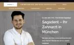 Zahnarztpraxis: SagaDent Dr. Michael Sagastegui