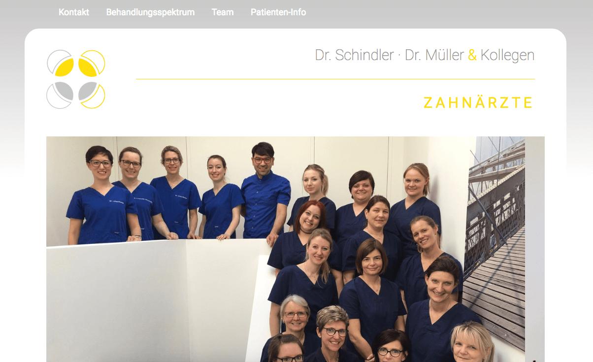 Zahnarztpraxis Dr. Gabriele Schindler-Hultzsch, Dr. Ulrike Müller & Kollegen