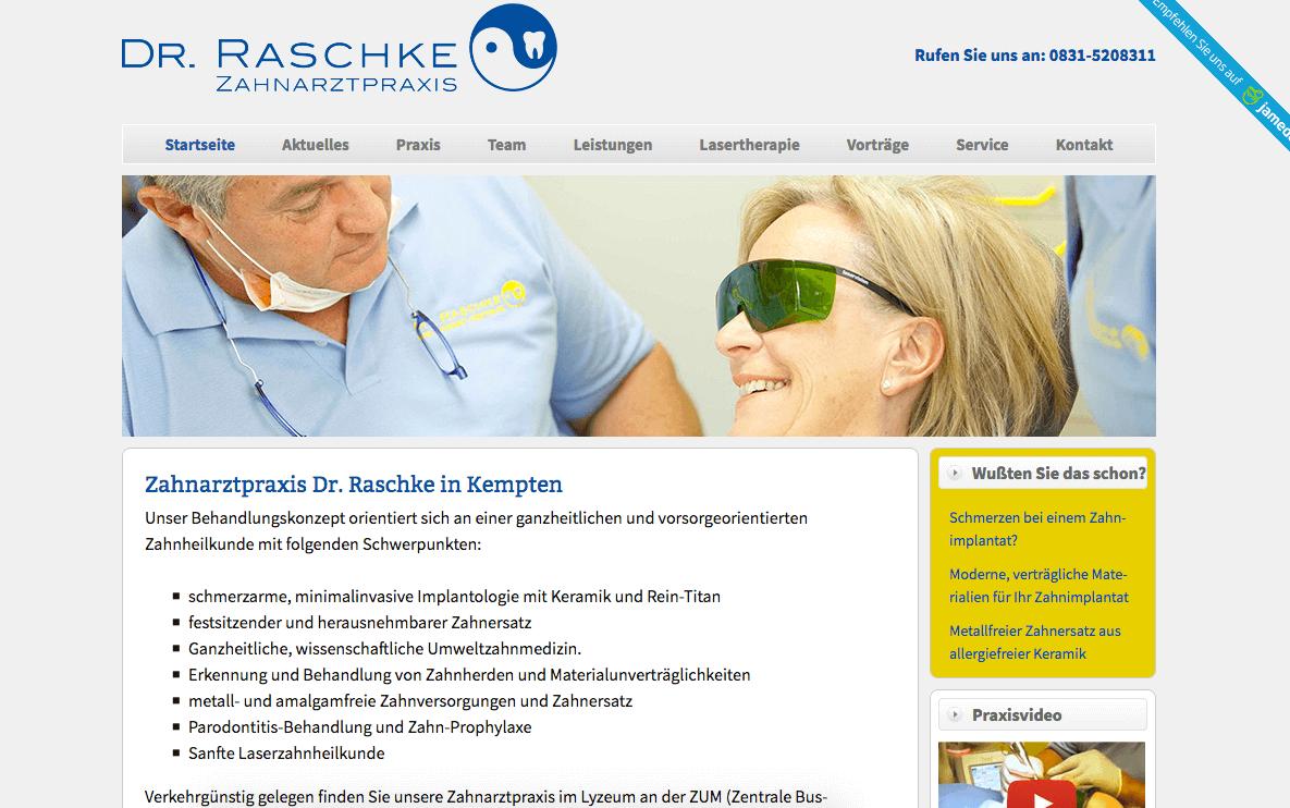 Zahnarztpraxis Dr. med. dent. Hans-Jürgen Raschke