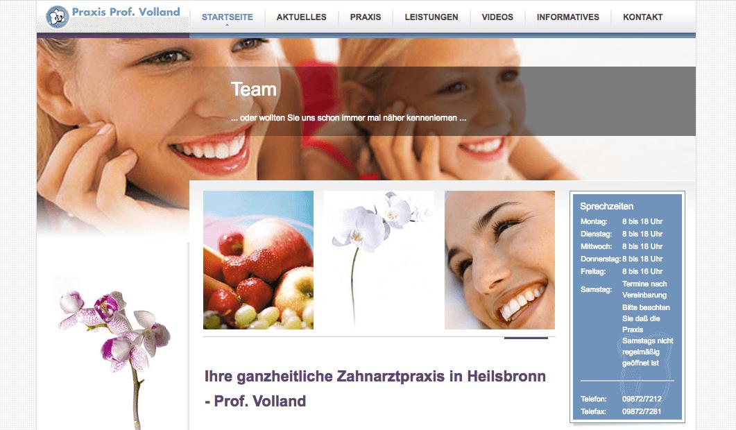 Zahnarztpraxis Prof. Dr. Gerd Volland