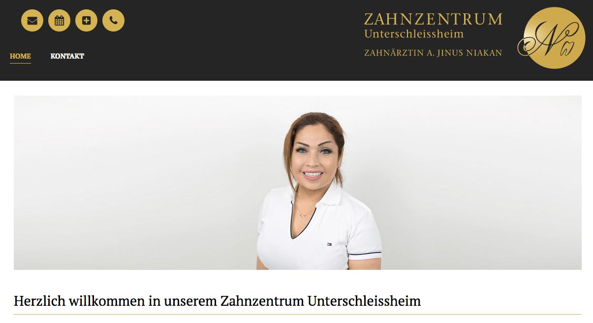 Zahnzentrum Unterschleissheim Dr. A. Jinus Niakan