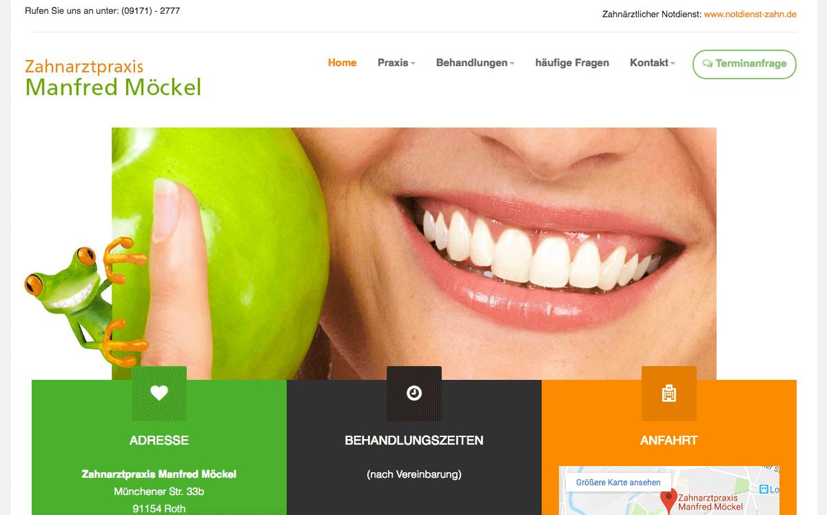 Zahnarztpraxis Manfred Möckel