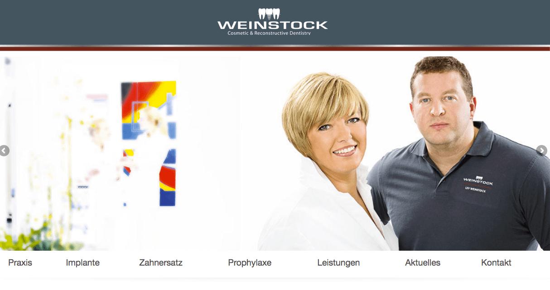 Zahnarztpraxis Olga Weinstock