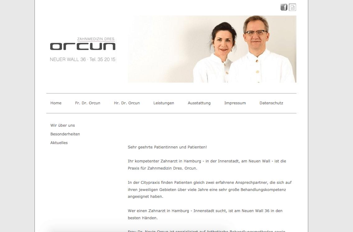 Zahnmedizin Dres Nevin & Ergün Orcun
