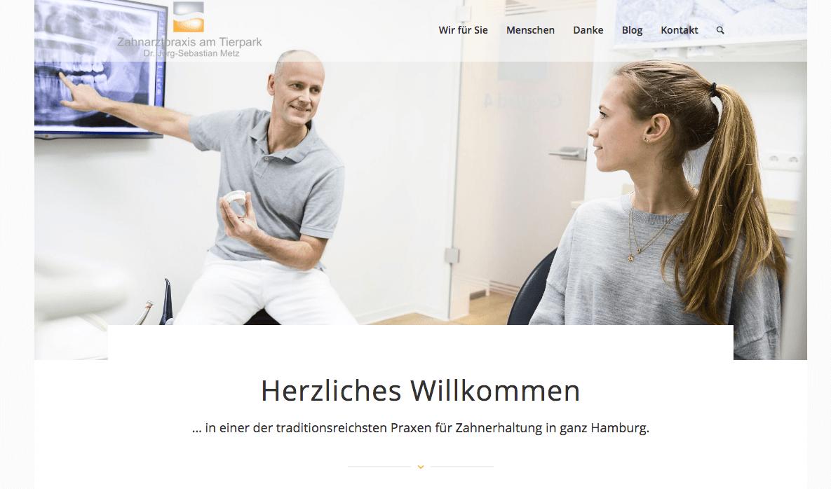 Zahnarztpraxis am Tierpark Dr. Jörg-Sebastian Metz