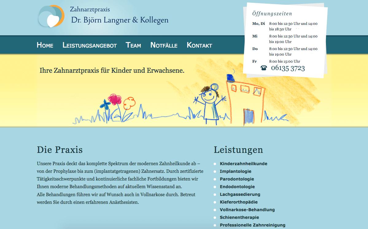 Zahnarztpraxis Dr. Björn Langner & Kollegen