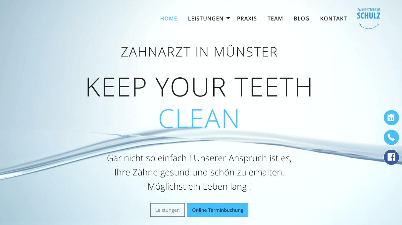 Zahnarztpraxis Dr. Markus Schulz
