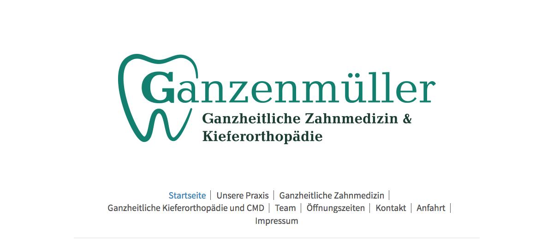 Ganzheitliche Zahnarztpraxis Sara Ganzenmüller